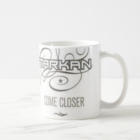 Tarkan 42 coffee mug