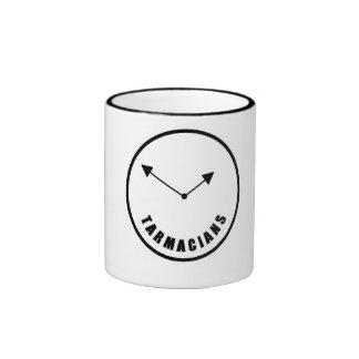 Tarmacians 10 to 2 Mug