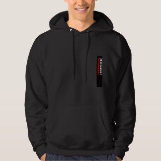 Tarmacians Death Car Lights Hoody