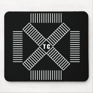 Tarmacians Endless Crossing Mouse Mat
