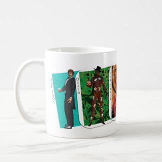 Tarot Basic White Mug
