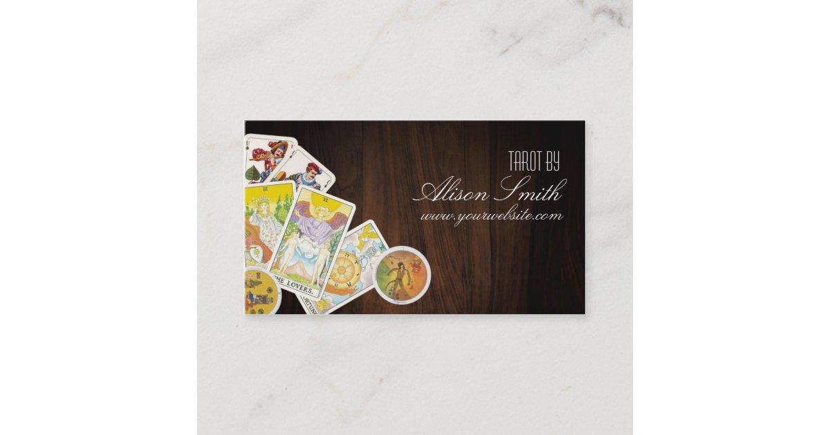 Tarot Business Cards | Zazzle.co.uk