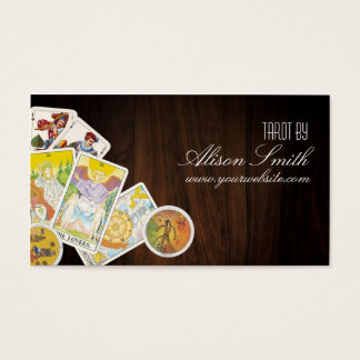 Tarot Business Cards