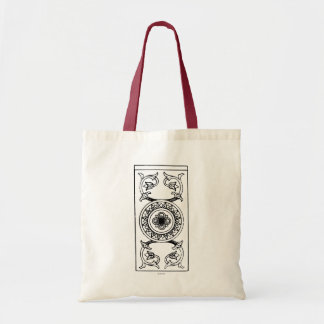 Tarot Card: Ace Of Pences Tote Bag