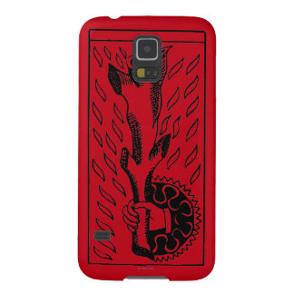 Tarot Card: Ace Of Rods Galaxy S5 Cover