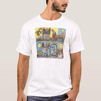 Tarot Card Collage T-Shirt
