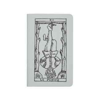 Tarot Card: Hanged Man Journal