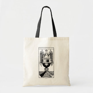 Tarot Card: The Ace Of Cups Tote Bag