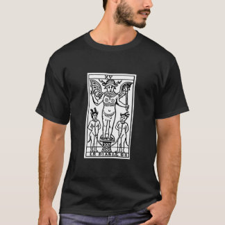 Tarot Card: The Devil T-Shirt