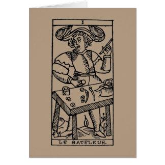 Tarot Card: The Juggler Card