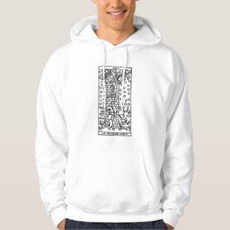 Tarot Card: The Madhouse Hooded Sweatshirt