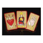 Tarot Cards (1) Personalised Invite