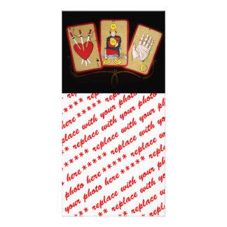 Tarot Cards (1) Photo Card