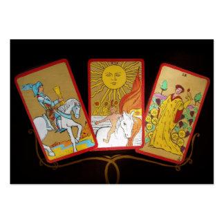 Tarot Cards 2 Business Cards