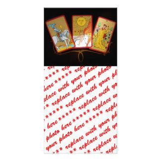 Tarot Cards 2 Photo Greeting Card