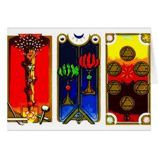 TAROT CARDS BY LIZ LOZ