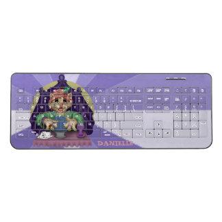 TAROT CAT Custom Wireless Keyboard