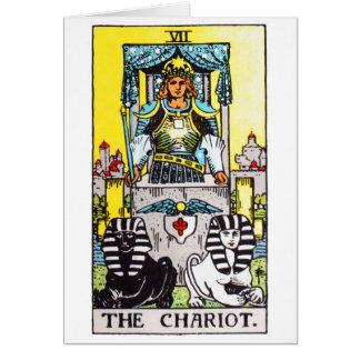 tarot-chariot card
