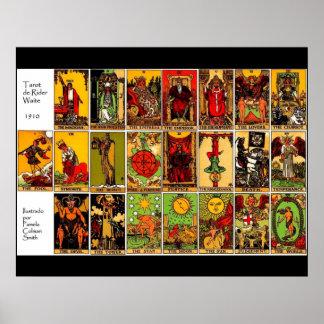 tarot custom poster