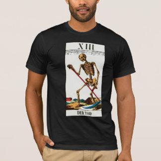 Tarot Death Card Dark T T-Shirt