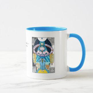 Tarot of the Sephiroth High Priestess Mug