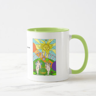 Tarot of the Sephiroth Sun Mug