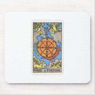 Tarot Rad des Schicksals Wheel of Fortune Mousepads