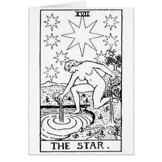 Tarot 'star' card