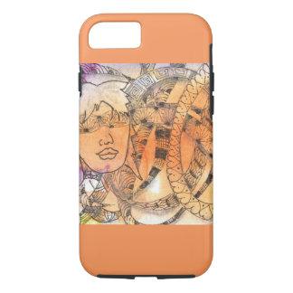 Tarot Symbol Blindfold iPhone 7 Case