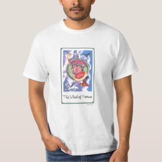 Tarot T: Wheel of Fortune T-Shirt