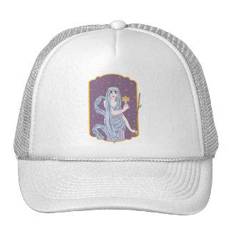 Tarot The Hermit Trucker Hat