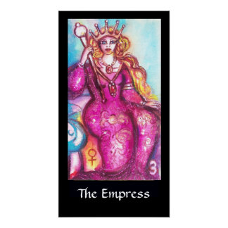 TAROTS OF THE LOST SHADOWS /THE EMPRESS POSTER
