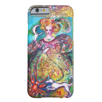 TAROTS OF THE LOST SHADOWS / THE MOON LADY BARELY THERE iPhone 6 CASE