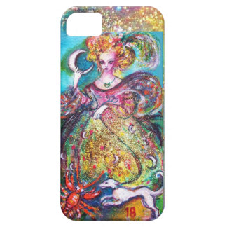 TAROTS OF THE LOST SHADOWS / THE MOON LADY iPhone 5 COVERS