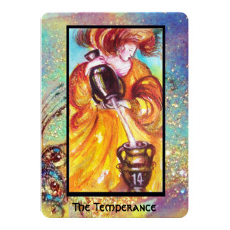 TAROTS OF THE LOST SHADOWS / THE TEMPERANCE CARD