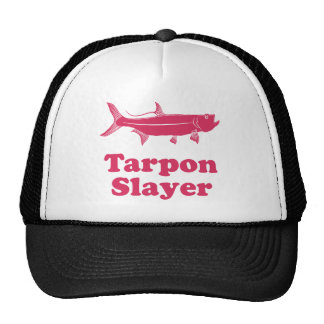 Tarpon Slayer Cap