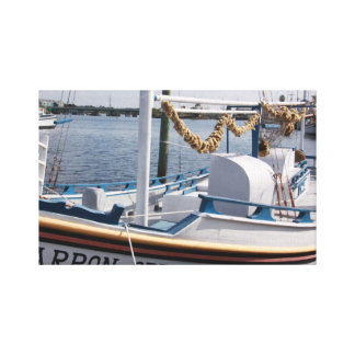 Tarpon Springs Stretched Canvas Prints