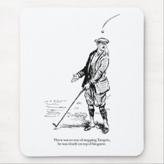 Tarquin and Golf Mousemats