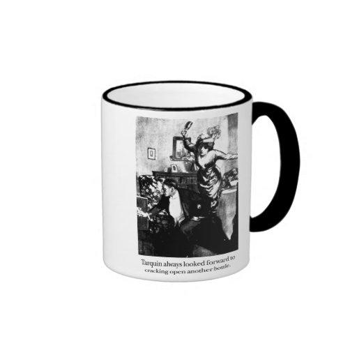 Tarquin and the Argument Coffee Mug
