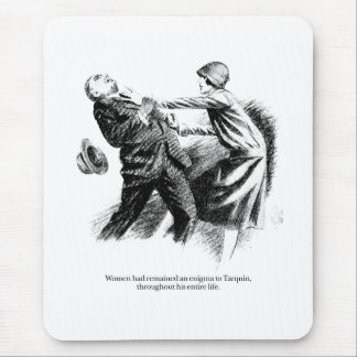 Tarquin and Women Mouse Pad