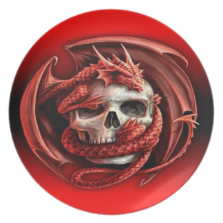 tarragon skull plate