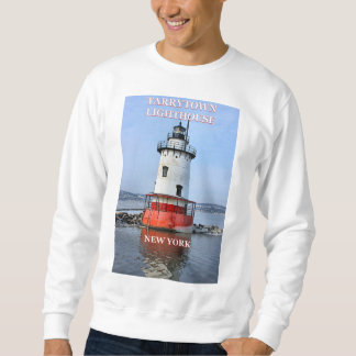 Tarrytown Lighthouse, New York Sweatshirt