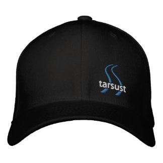 tarsust   flex fit   dark embroidered baseball cap