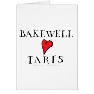 tart 1, tony fernandes greeting card
