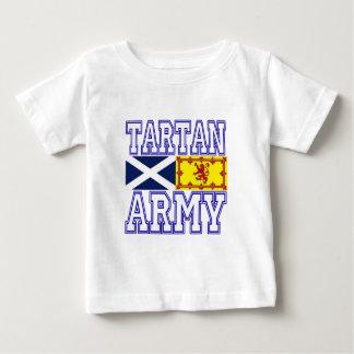 Tartan Army Baby T-Shirt