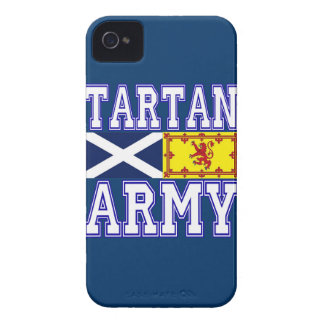 Tartan Army iPhone 4 Cases
