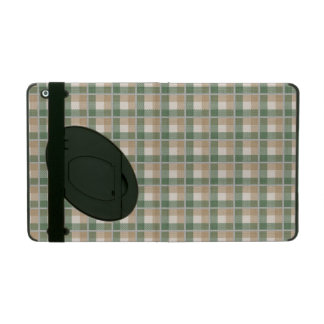 Tartan Case For iPad