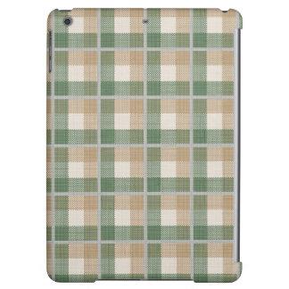 Tartan Cover For iPad Air