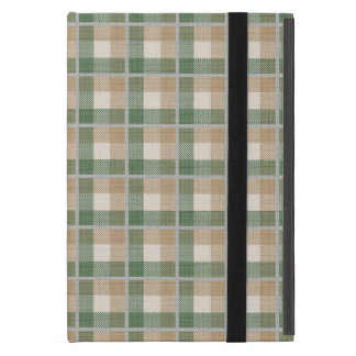 Tartan Cover For iPad Mini