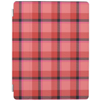 Tartan Design iPad Cover